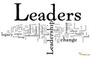 Những phẩm chất cần có từ một nhà lãnh đạo
