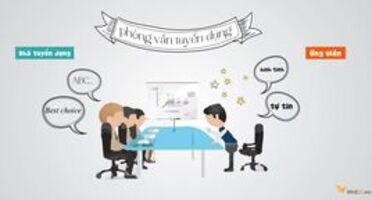 Quy trình phỏng vấn xin việc làm của nhà tuyển dụng