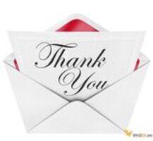 Để bức thư cảm ơn nhà tuyển dụng ấn tượng