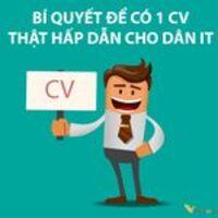 Những cách giúp bạn viết CV mang phong cách IT khi xin việc làm IT