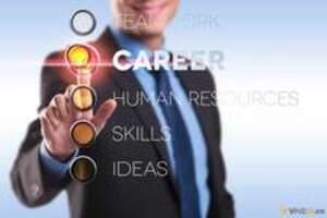 Mẫu định hướng nghề nghiệp trong CV