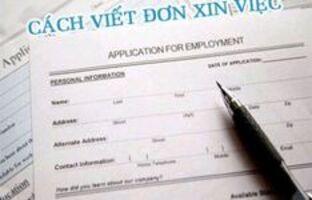 Chinh phục nhà tuyển dụng bằng tiêu đề đơn xin việc ấn tượng