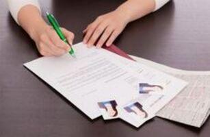 Cách viết hồ sơ xin việc bằng tiếng Anh