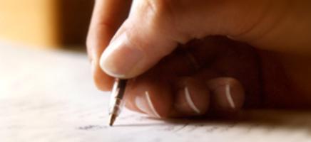 Cách viết mẫu đơn xin việc viết tay đẹp mắt