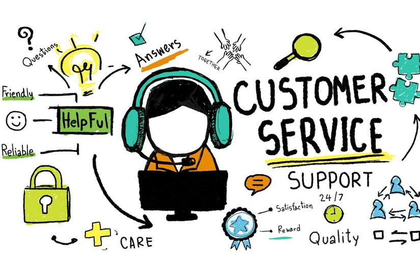 Nhân viên kinh doanh và chăm sóc khách hàng